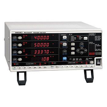 Hioki Power Meter Pw3337 All Measure